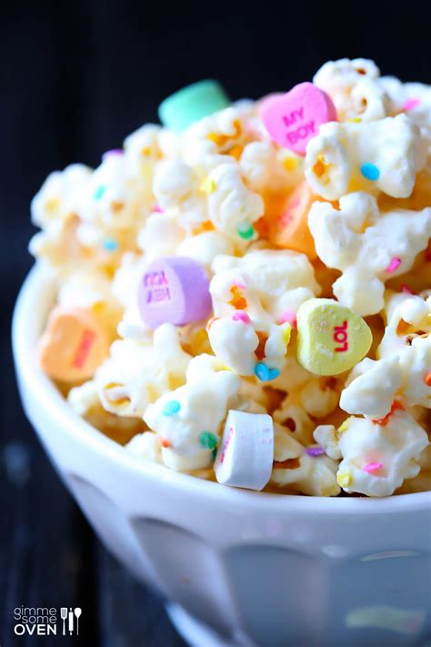 valentine s valentine s popcorn white chocolate popcorn gimme some