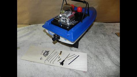 jet boat kit usa rc jet boat usa made flex shaft kit install part 3 of 5