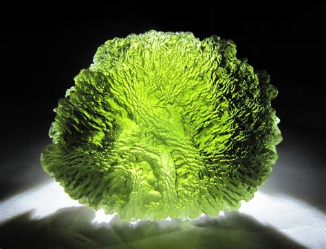 Green Moldavite don t mess with moldavite jelinski