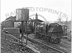 Rail Photoprints | Locomotive Sheds, Depots and Stabling ... C. S. Lewis