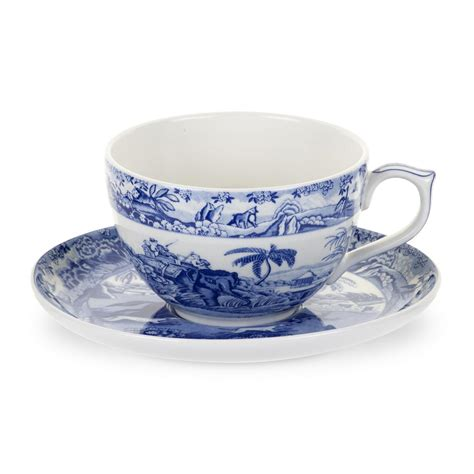 spode blue room jumbo cup and saucer spode blue room jumbo cup and saucer indian sporting spode uk