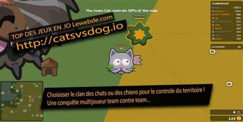 cats vs dogs io top 16 des meilleurs jeux io multijoueur gratuit lewebde