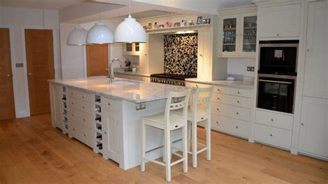 Wrap Around Kitchen Cabinets by 1950s Family Home Wrap Around Extension