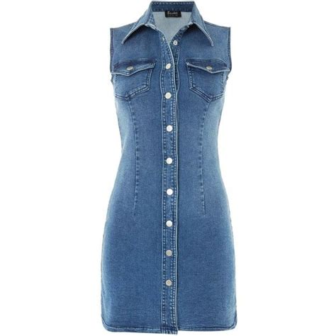Sleeveless Dress Denim 1000 ideas about sleeveless denim dress on