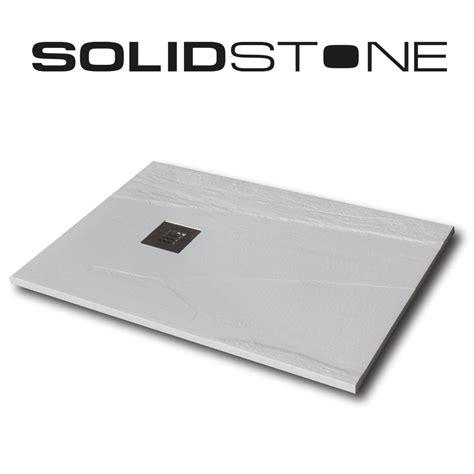 prezzi piatto doccia piatto doccia in pietra solidstone alto 2 8 cm ardesia