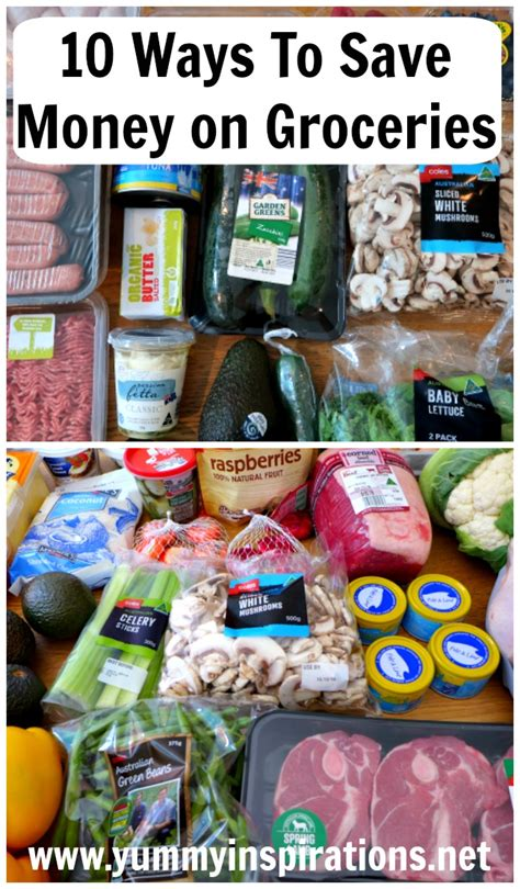 Ways To Save Money On Groceries by Save Money On Food Groceries Shopping Hacks To Show