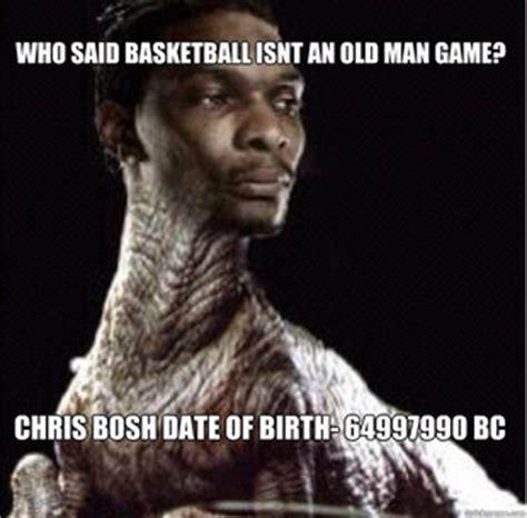 Bosh Meme - chris bosh dob memes quickmeme