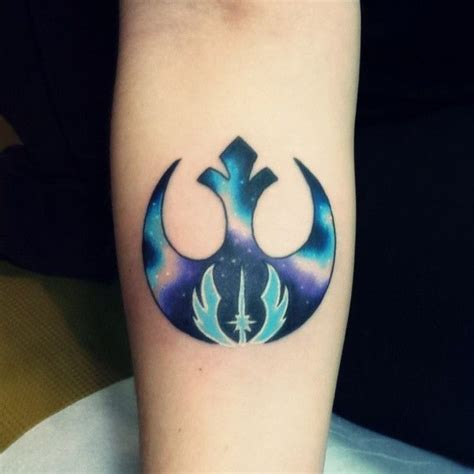 jedi tattoo designs best 25 rebel alliance ideas on
