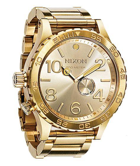 nixon 51 30 all gold