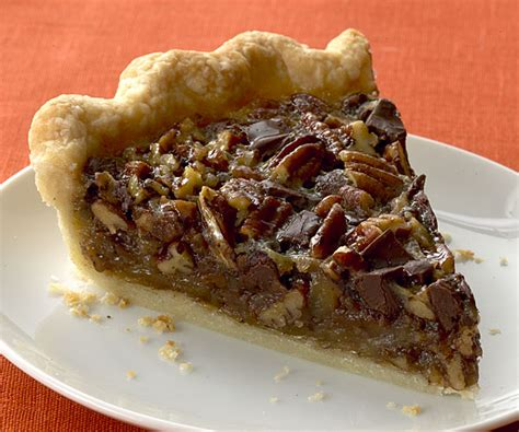 bourbon chocolate pecan pie recipe finecooking