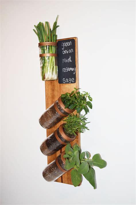 free shipping vertical garden indoor herb garden by mintblooms