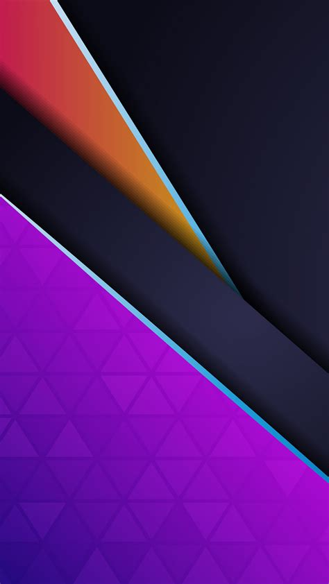purple material design  hd abstract wallpapers hd