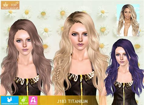 sims 3 hair custom content sims 3 custom content female hair