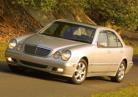 how to work on cars 2002 mercedes benz e class auto manual 2002 mercedes benz e class reviews specs and prices cars com