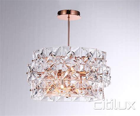 energy lights rose gold lighting australia inessa 4 lights pendant rose gold