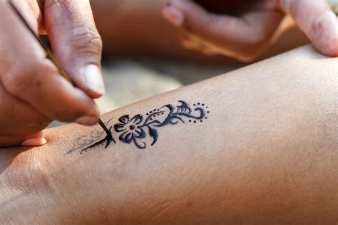 how to make henna tattoos last longer how to make temporary tattoos last longer just health net