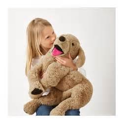 Ikea Dogs gosig golden soft toy dog golden retriever 70 cm ikea