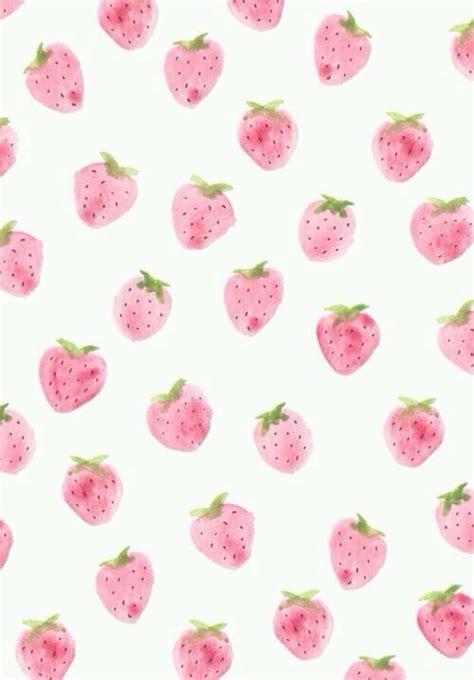 wallpaper cute pastel cute pastel strawberry tumblr wallpaper wallapers