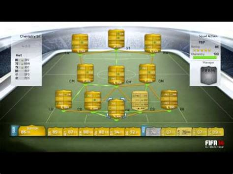 ultimate team layout fifa 14 sabre0001 s mega ultimate team update and