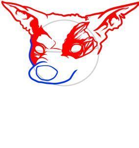 zombie dog tutorial how to draw a zombie dog zombie dog step by step