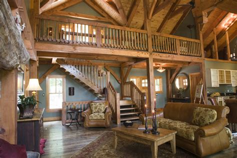timberframe home interior design bee home plan home
