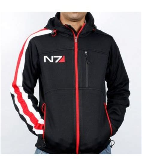 Hoodie Zipper Rpg Mass Effect N7 4 17 best images about n7 on pique armors and armour