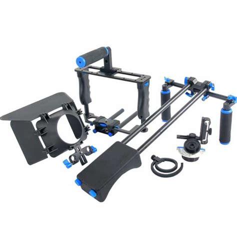 Harga Sho And Shoulders Untuk Ketombe jual rig shoulder 5 in 1 cage for kamera dslr harga