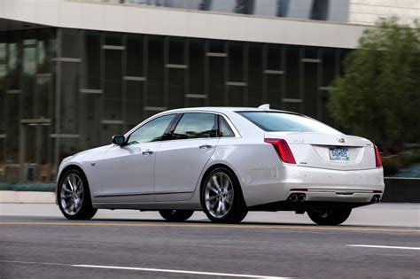 Cadillac Leases 2016 Cadillac Ct6 Lease Offer Announced Gm Authority