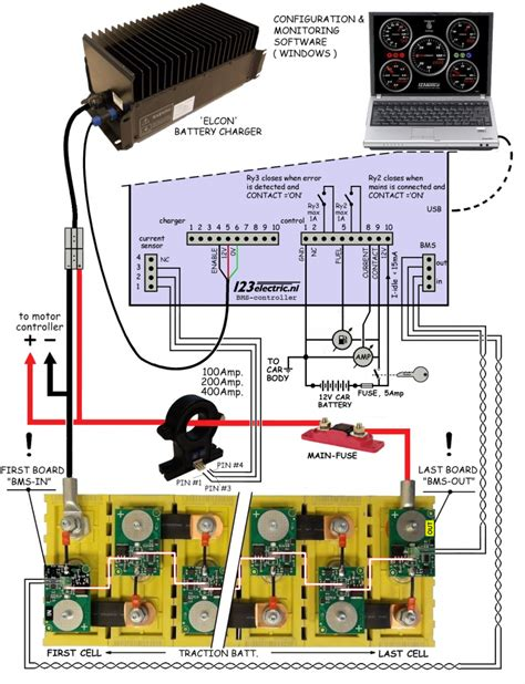 zevparts 123electric bms wiring diagram