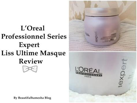 Review Loreal Shoo Harga oreal professionnel liss ultime shoo review oreal professionnel liss ultime shoo review l oreal
