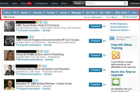 Advanced Background Check Remove 7 Ways To Prospect For New Customers With Linkedin