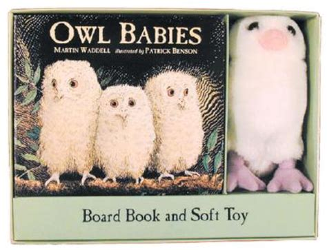 libro owl babies owl babies book and toy gift set with stuffed owl board books anderson s bookshop
