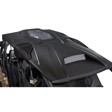 can am parts nation sport roof with skylight black cyclepartsnation can am