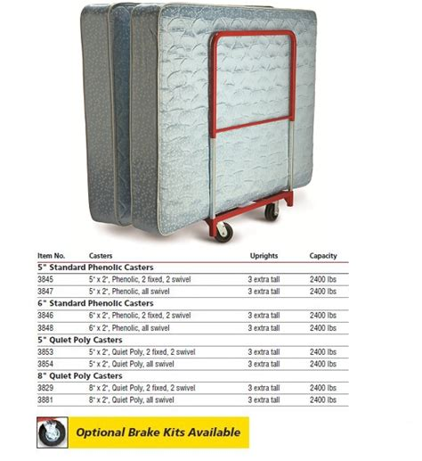 Move Mattress by Mattress Cart Move Your Matresses Easily Free