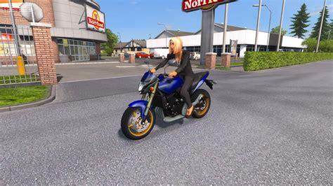 Gta 5 Cross Motorrad Cheat by Motorcycle Archives Ets2 Mods Euro Truck Simulator 2