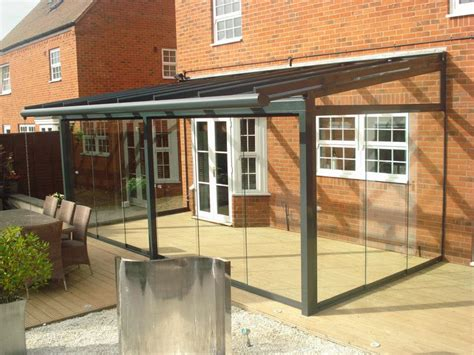 glass veranda uk design glass verandas folding doors