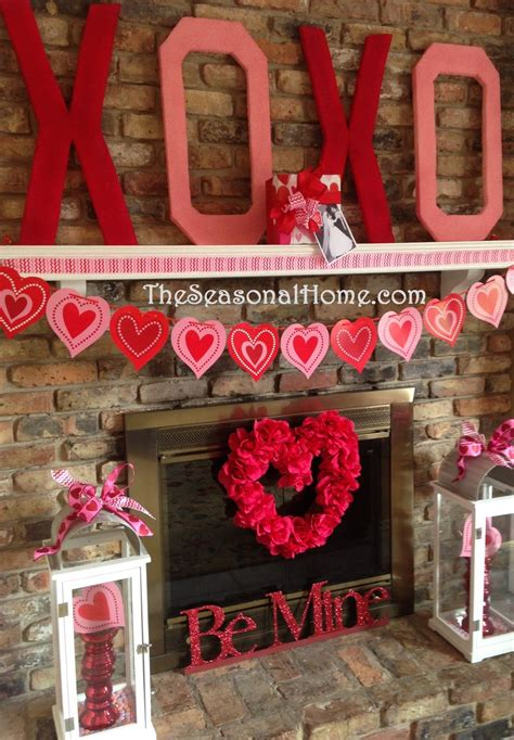creative easy diy valentine project   seasonal