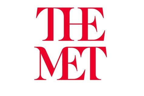 logo artist nyc the met and a new logo the new york times