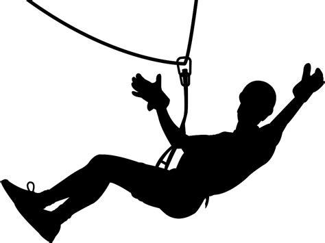 lime silhouette silueta tirolina contorno y silueta vector
