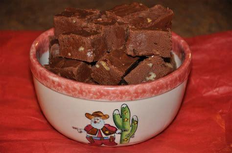 Handmade Fudge - the best fudge recipe my wooden spoon