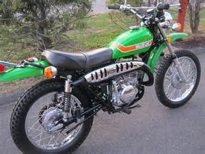 Suzuki Ts250 For Sale Green Time Machine 1973 Suzuki Ts250 Bring A Trailer