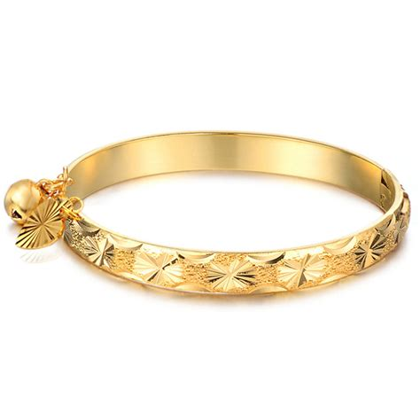 Heels Gelang Gold children boys baby bracelet