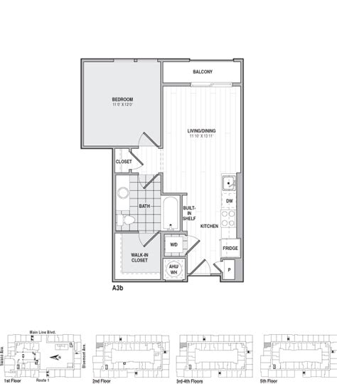 frasier apartment floor plan floor plans the frasier apartments the bozzuto bozzuto