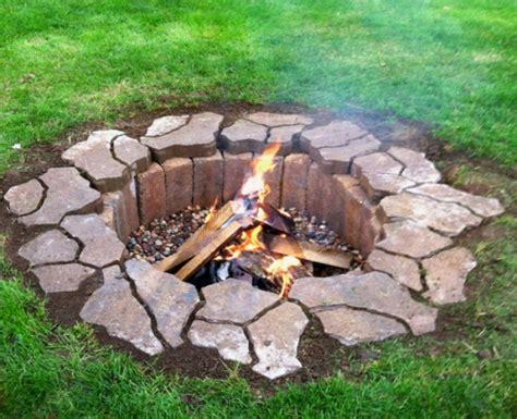 feuerstelle grill selber bauen feuerstelle selber bauen im garten new garten ideen