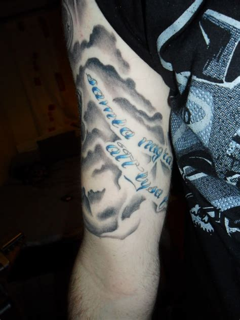 tattoo with clouds cloud tattoos designs ideas and meaning tattoos for you
