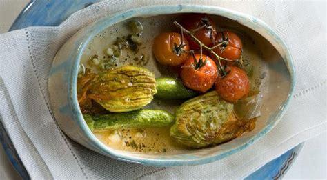 fiori di zucchina ripieni al forno fiori di zucchina ripieni al forno una ricetta facile e