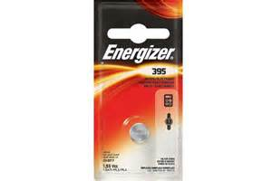 Energizer 395, 399 Silver Oxide Button Batteries 12 pack