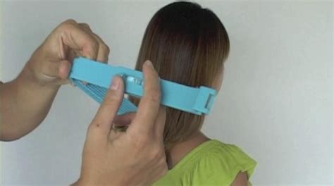 how to cut hair into a bob how to cut a line bob hairstyle cut your own hair at home