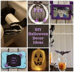 Halloween Diy Decorations East Coast Mommy 7 Fantastic Diy Halloween Decor Ideas
