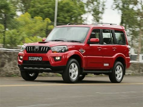 mahindra scorpio fuel economy new mahindra scorpio detailed review zigwheels